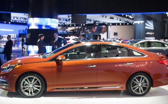 10. 2015 Hyundai Sonata