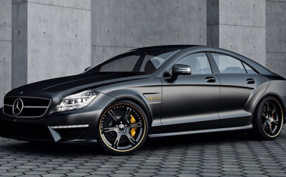CLS63_Mercedes_suspension_AMG