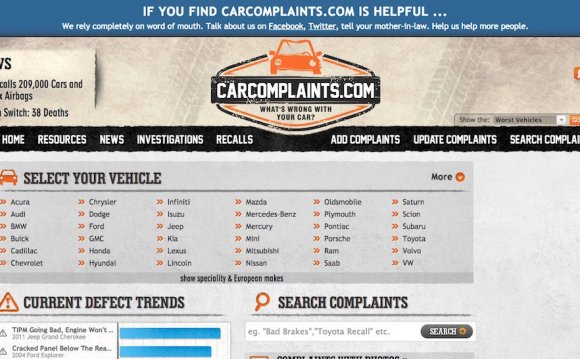 Five Best Car Comparison Sites