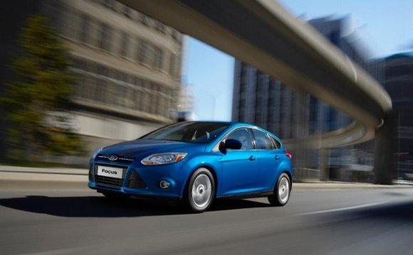1. Ford Focus