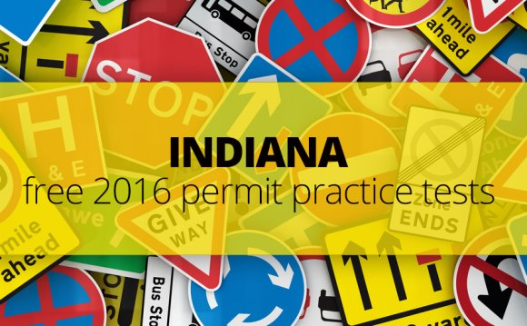 FREE Indiana BMV Road Signs