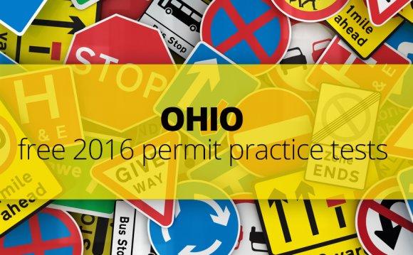 FREE Ohio BMV Permit Practice