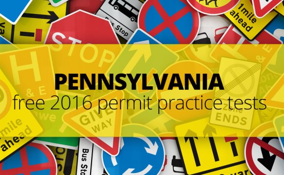 FREE Pennsylvania DOT Practice
