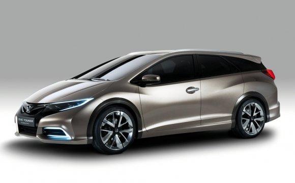 Honda New Car Images