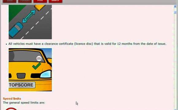 K53 drivers test