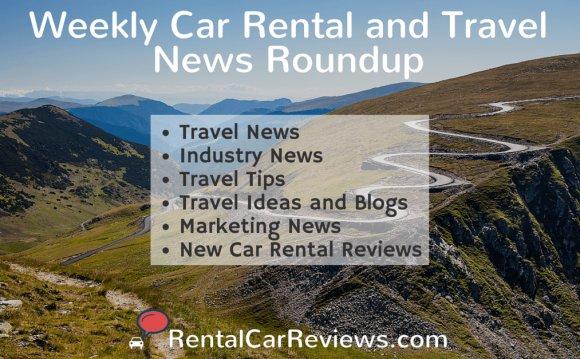 Weekly Car Rental News Roundup