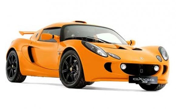 Supercharged 2007 Lotus Exige