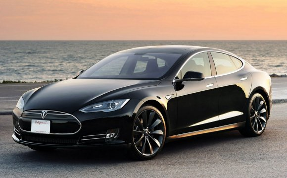 Tesla Model S Is Top Rated Car