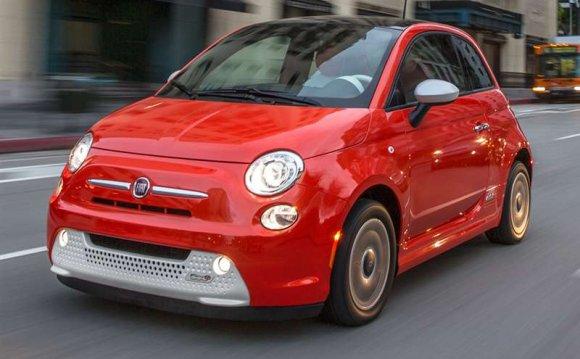 Research the 2016 FIAT 500e