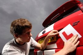 Driving test failures who take three attempts to pass their driving test are the safest drivers on the road, a new report reveals today
