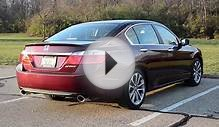 2013 Honda Accord Sport - WINDING ROAD POV Test Drive
