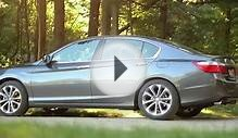 2013 Honda Accord - 2013 10Best Cars - CAR and DRIVER