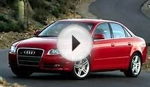 Audi A4 - CarMD Used Car Review and Rating