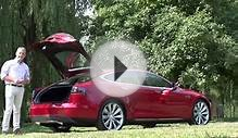 Car and Driver: Tested : 2013 Tesla Model S - Review - CAR