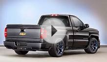 Chevrolet Pimped Trucks for SEMA, New 2015 Tahoe and Suburban