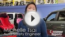 Consumer Reports designs new car seat crash test