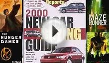 PDF Consumer Reports New Car Buying Guide 2 Free Books