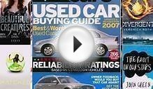Read Consumer Reports Used Car Buying Guide Ebook Online