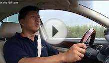Road Test of Shanghai VW Passat (New Lingyu