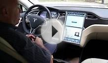 Tesla Model S P85 Test Drive - The Best Car Ever?