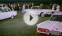 Wonderful New World of Fords, 1960 Ford Cars