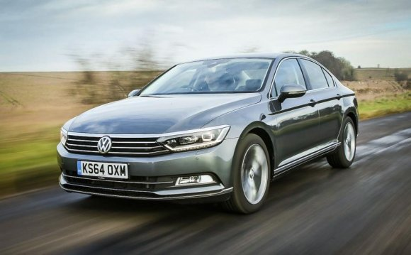 VW Passat road test